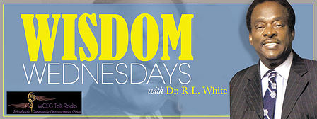 Wisdom Wednesdays banner