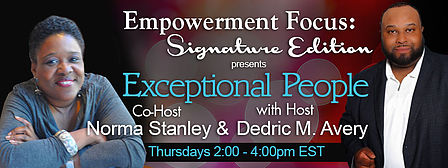 Exceptional People Banner