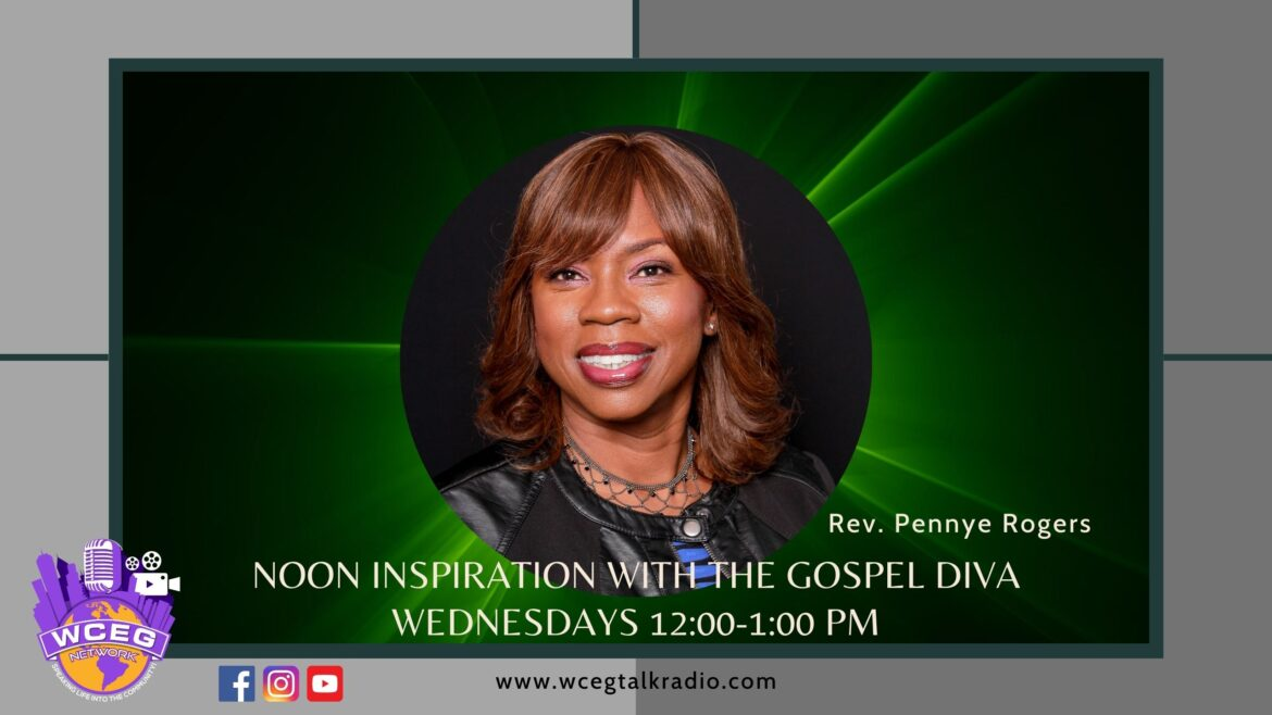 Noon Inspiration with The Gospel Diva