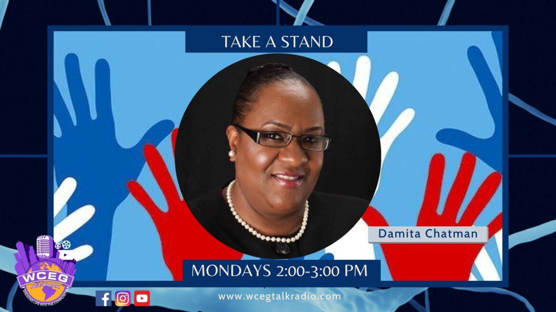 Take A Stand with Damita Chatman