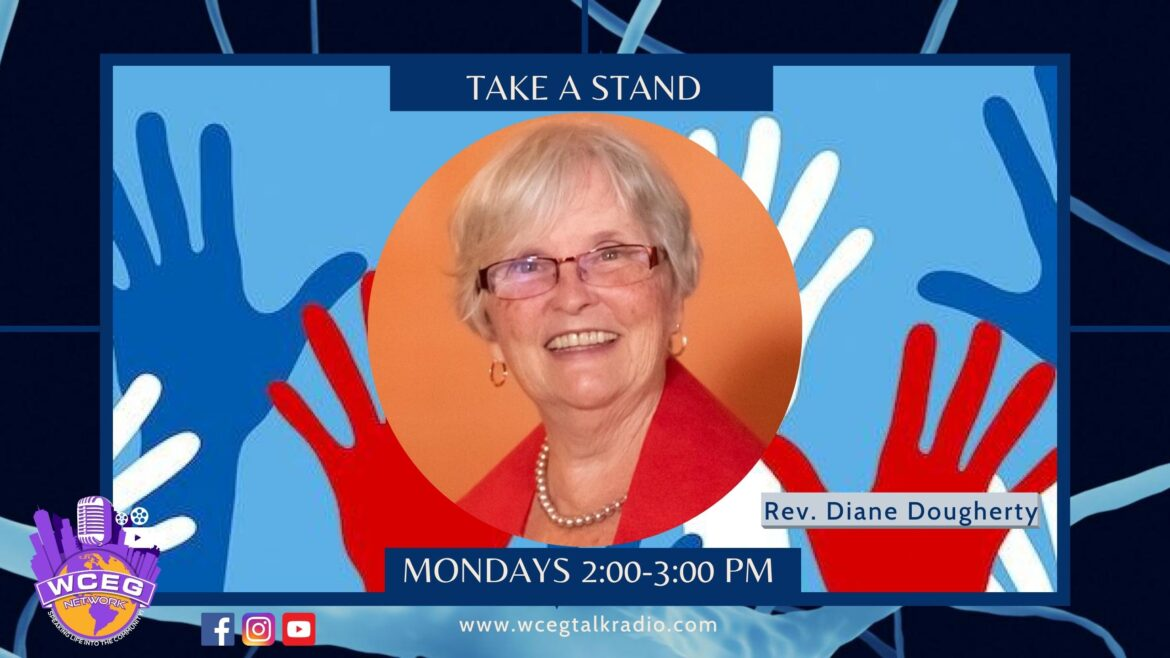 Take A Stand with Rev. Diane Dougherty